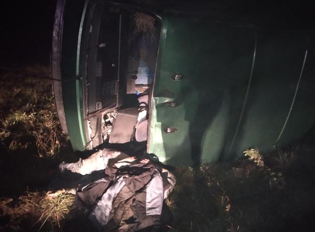 О произошедших происшествиях на дорогах за 24.10.2019