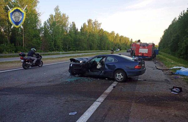 Лобовая авария на трассе М1 унесла три жизни. Начато расследование