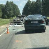 ГАИ об аварии по дороге с Viva Braslav: погибла непристегнутая девушка